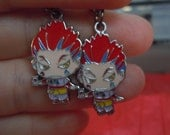 Anime, Hunter X Hunter, Hisoka, Hisoka Earrings, Anime Earrings, Geek Jewelry