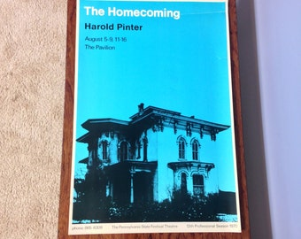 harold pinter the homecoming script pdf