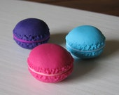 """American Girl Doll / 18"""" Doll sized food - French Style Macarons"""