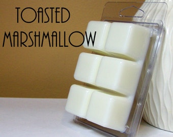 Toasted Marshmallow Scented Wax Cube