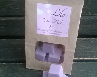 Lilac Scented Wax Melts