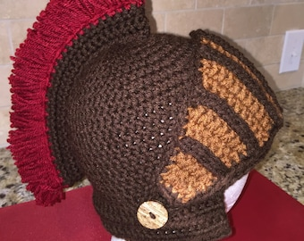 Knight Character Hat