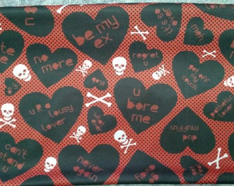 Be My Ex Anti-Valentine Scarf #Love