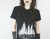 Unisex Dark Pines tee