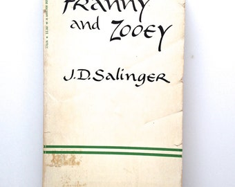 Franny and Zooey J.D. Salinger