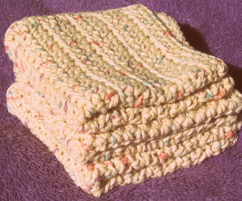 Crocheting Dishcloths For Beginners : Chandeliers & Pendant Lights