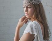 Reiss - Bohemian Luxe Crystal Headband