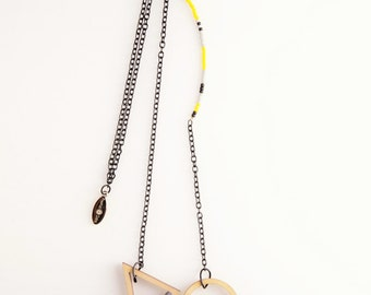 Woody Elves Necklace
