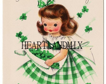St. Patrick's Day Digital Image