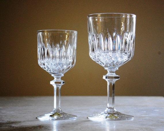 Bleikristall Lead Crystal Wine Glasses