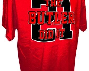 MEN'S Jimmy Butler Did It Chicago Bulls All Star LeBron Cavs Rose Gasol Jersey T Shirt