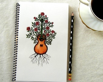 The Rosy Guitar Notebook