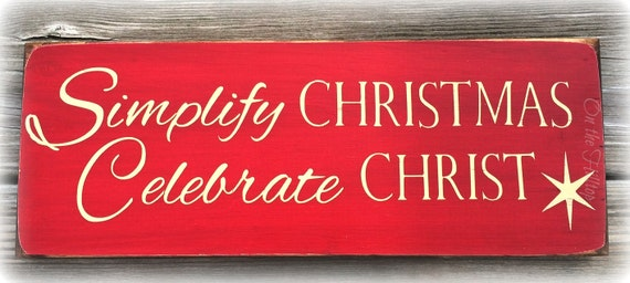 Image result for images Simplify Christmas