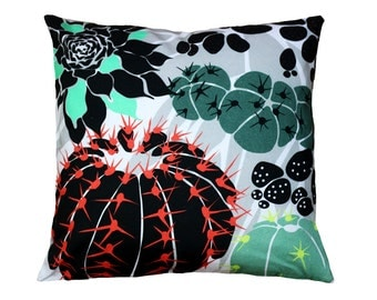 Cushion - Cacti and Succulents