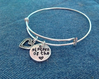Sisters of the Heart Best Friend Bangle