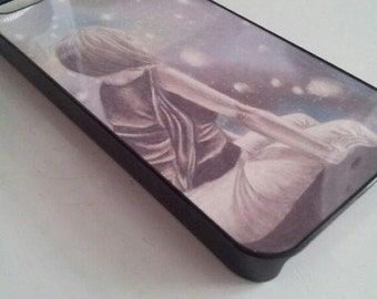 Galaxy iPhone 5/5S Case (Original Artwork)