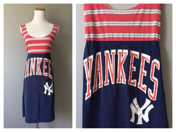Yankees baseball jersey shirt dress online marketing for Baseball jersey shirt dress