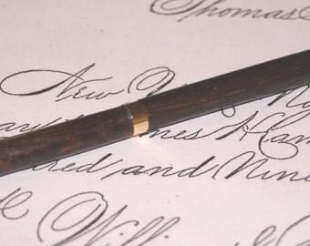 Cocobolo Slimline Pen Wood Turning