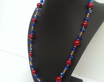 Snow White Inspired Necklace ((3110)
