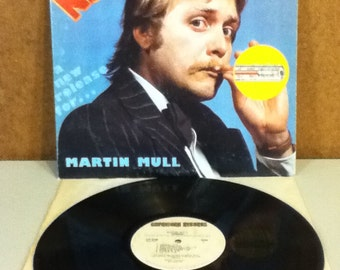 Martin Mull Normal Vintage Vinyl 33 LP Record Album 1974 Capricorn Records CP 0126