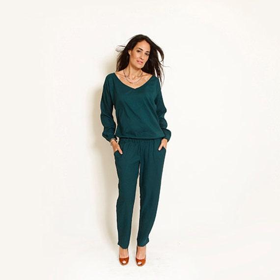 Original Women Green Jumpsuit 449787  Buy Myntra Mast Amp Harbour Jumpsuit