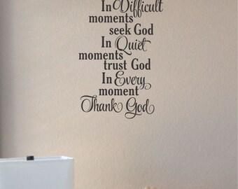 slap art in happy moments praise god in difficult