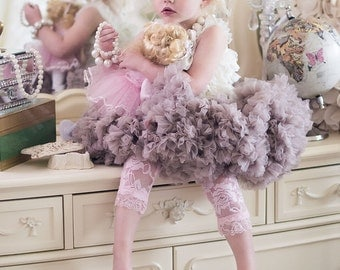 LIGHT PINK Girls lace leggings, tights, toddler leggings, lace leggings, leggings, leg warmers, pettiskirt, tutu, petticoat,  girls dress