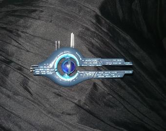 """Mass Effect - Mass Relay  Miniature / Pendant - """"Made to Order"""""""