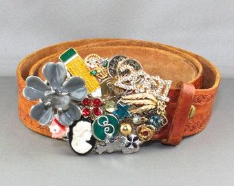 Belt Jewelry, Womens Belt Buckle, Rhinestone Buckle, Large Buckle, Fashion Buckle, Retro Belt Buckle, Art Deco Buckle, Bling Buckle