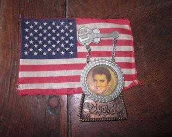 Elvis Presley Wandertag Beuren Medal 1979