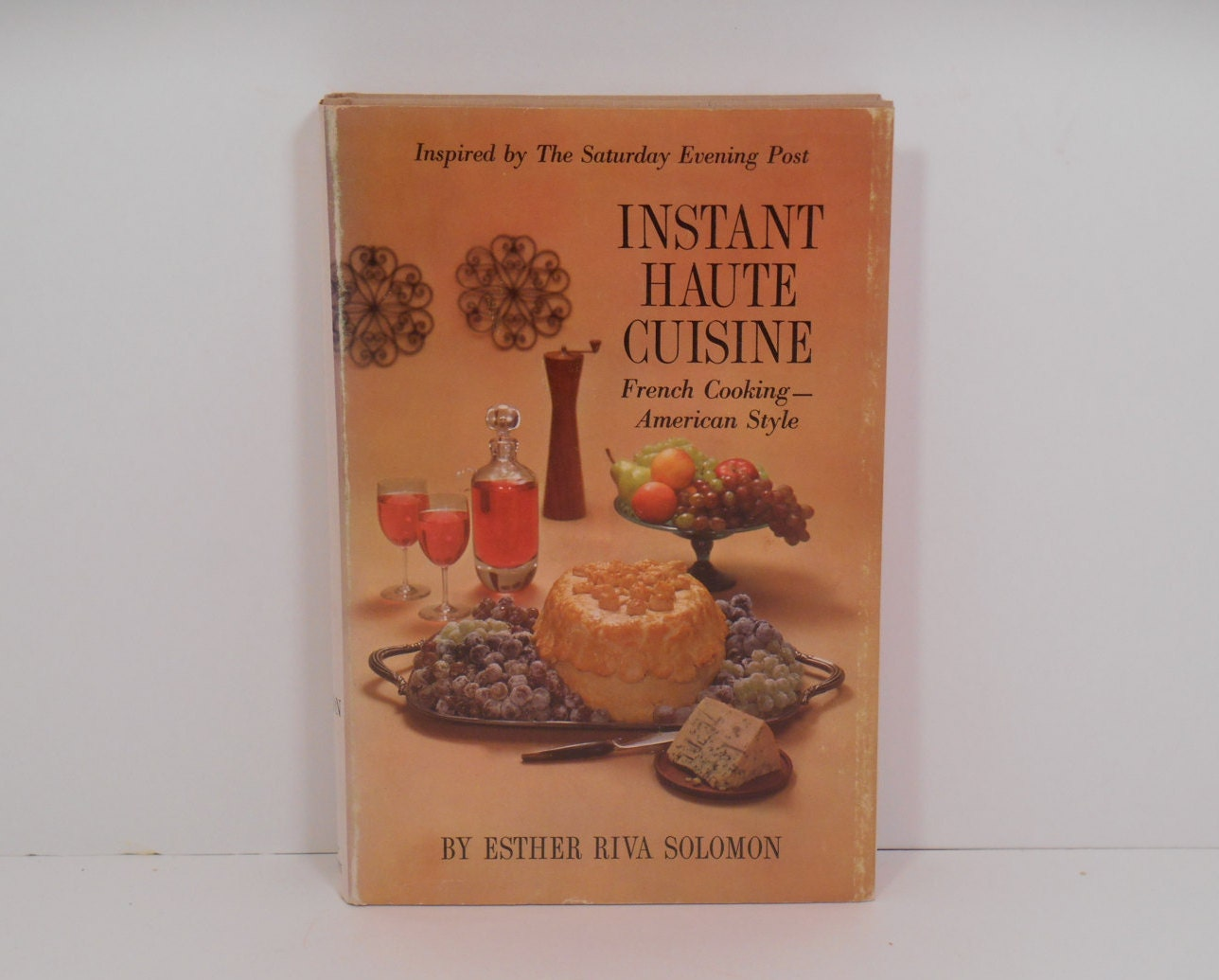 Instant haute cuisine french cooking american style by - French haute cuisine dishes ...