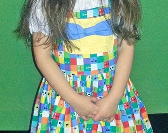 Jacelyn Two Piece Jumper and Dress