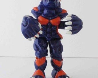 Dramole Power Rangers Evil Space Villian Toy Figure 1994 Bandai MMPR