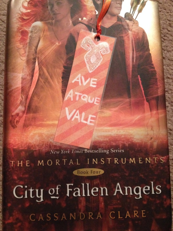 city of fallen angels review