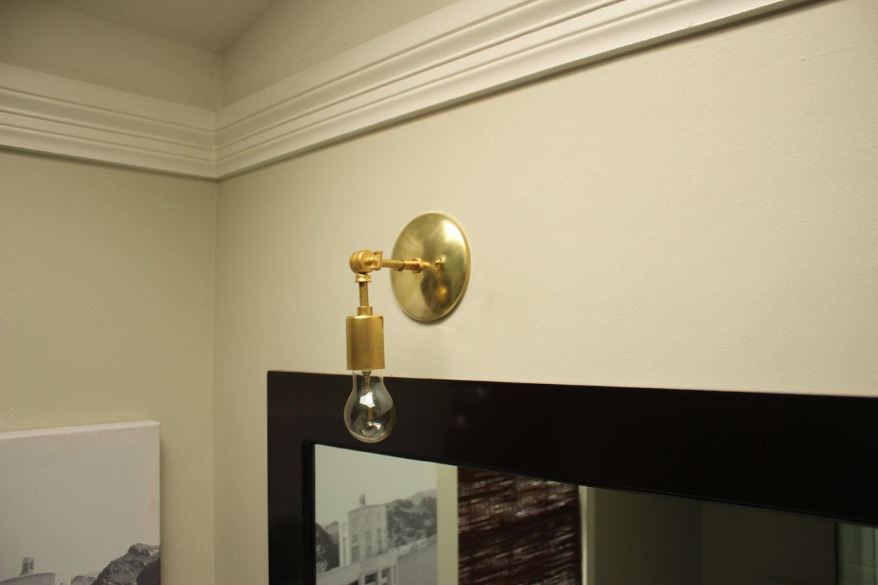 Free Shipping Bathroom Vanity Wall Sconce by IlluminateVintage