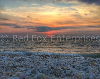 Greenport Sunset - 8x10 Limited Edition Photograph on Paper