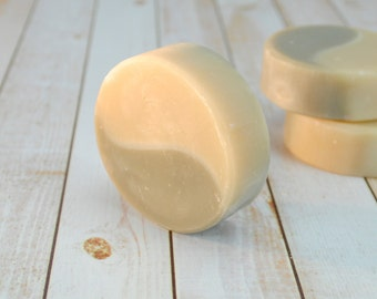Kaolin and Sea Clay Facial Soap, Handmade Clay Soap, Homemade Facial Soap, Sea Clay Soap, Kaolin Clay Facial Soap