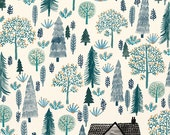 The Log Cabin - A4 print on 250gsm Recycled Paper