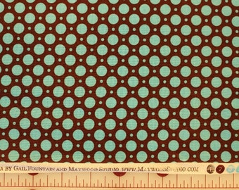 Luna designed by Gail Fountain for Maywood Studios  Quilt Fabric Sold by the HALF Yard