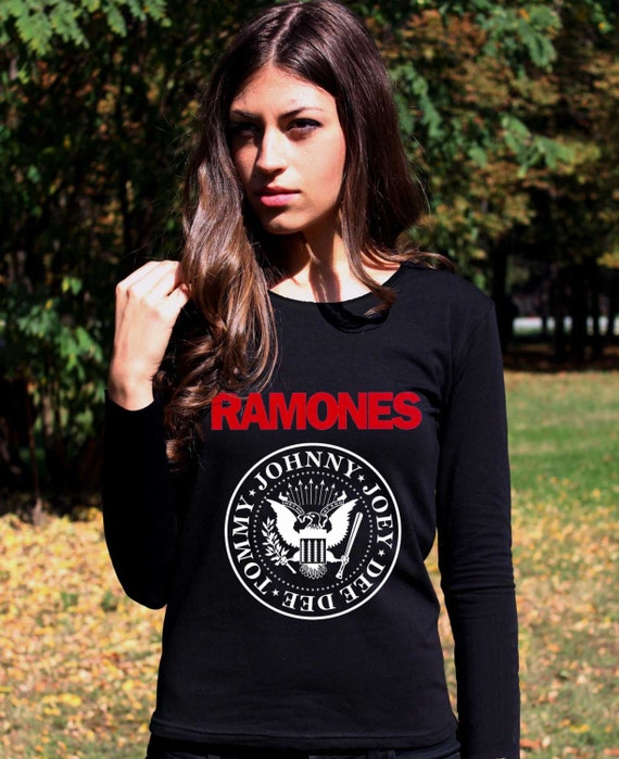 Ramones Long Sleeve T-Shirt EQYZT The Ramones are cooler than everything you listen to and everything you'll ever listen to. Don't fight it. That's just the way it is. Quiksilver X Universal collaboration: Rock and roll was never just music to us. It was an attitude. A mindset that inspired both how we surfed, and how we saw the world.