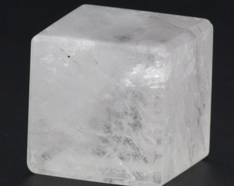 Quartz Crystal Square, Cube Plutonic Solid