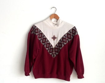 Vintage, American Sportie Brand, Woman's Sweatshirt
