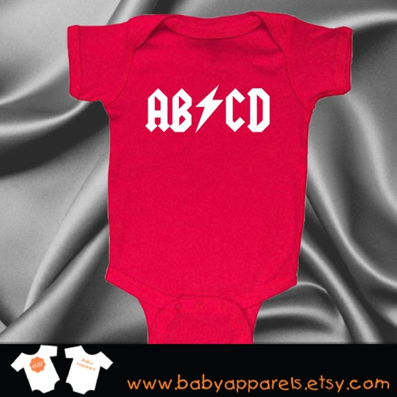 Punk rock, badass and alternative baby clothes for baby girls, boys and toddlers. Accessories, t-shirts, band merchandise, tutus, shoes, & baby shower gifts Give a little something different at the next baby shower Celebrating a new arrival with a soon-to-be mom is a wonderful tradition!