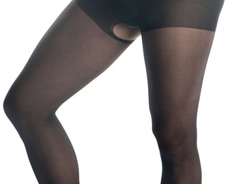 Mantyhose, Pantyhose For Men With Open Crotch