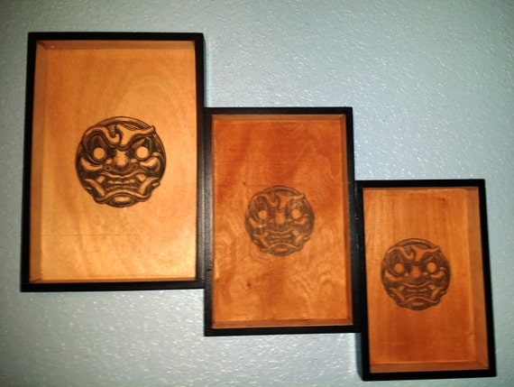 Cigar Box Wall Art Wooden Cigar Box Wall Art