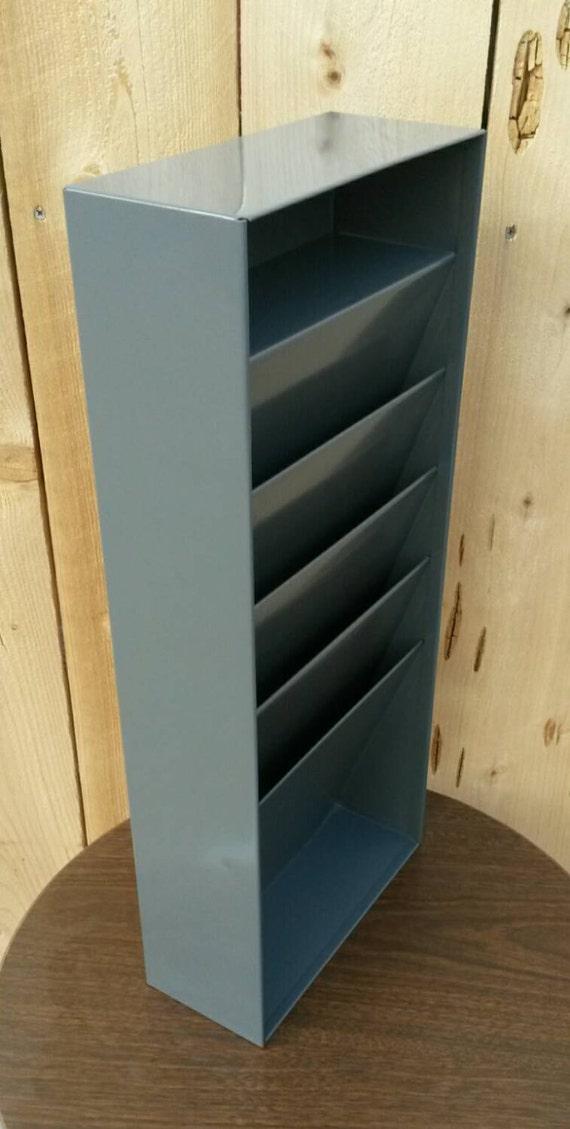 Metal mail slots