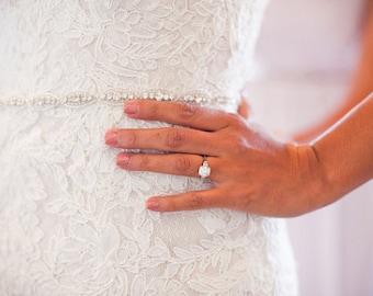 Dress Sash Belt, Wedding dress Bridal Sash,Wedding Rhinestone Sash, Rhinestone Bridal Bridesmaid Sash Belt, Wedding dress sash Sophie