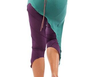 ORGANIC PIXIE SKIRT, psy trance skirt, psy clothing, psy skirt, asymmetric skirt, pixie clothing, alternative clothing