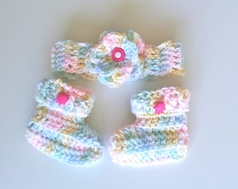 Unique Booties For Babies Related Items Etsy