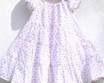 "Toddler ""Twirl"" Sundress Size 2T"